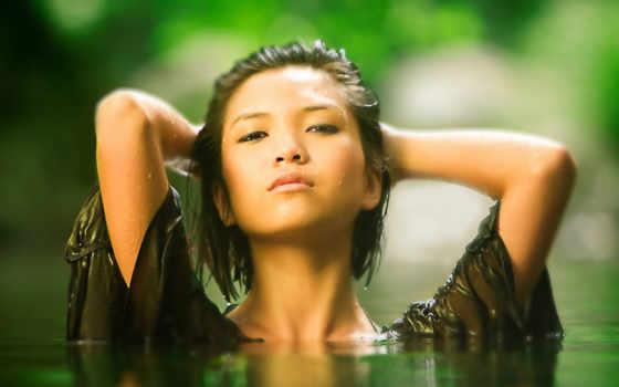 ben, heys, работы, фотографа, art, asian, photo, girl, rises, out, stream, strom, mädchen, schöne, photographer, asiatische, erhebt, sich, der, aus,