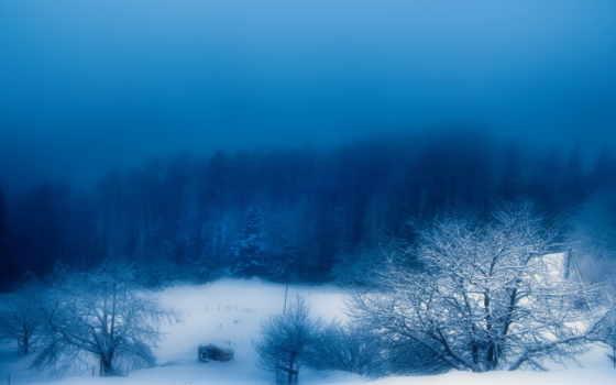 зима, снег Фон № 32225 разрешение 1920x1080