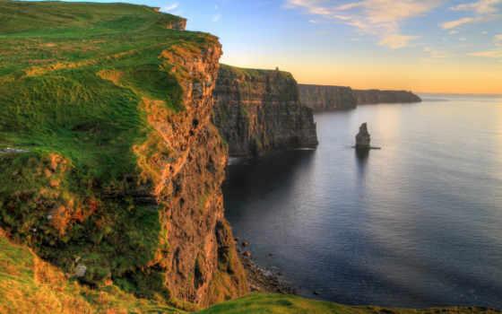 ireland, kerry, ринг, cliffs, мохер, дублин, killarney, день, тур,