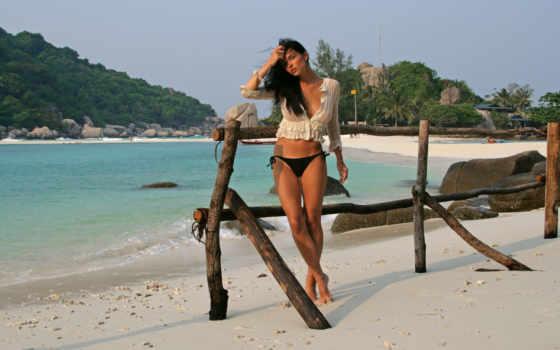 пляж, vintage, песни, девушка, кафе, brunette, girls, women,