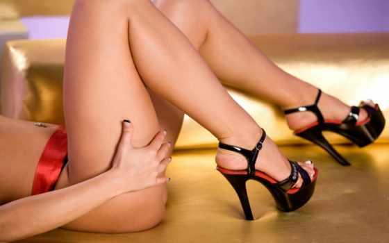 девушки, ножки, босоножки