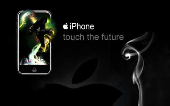 iphone, будущее, touch