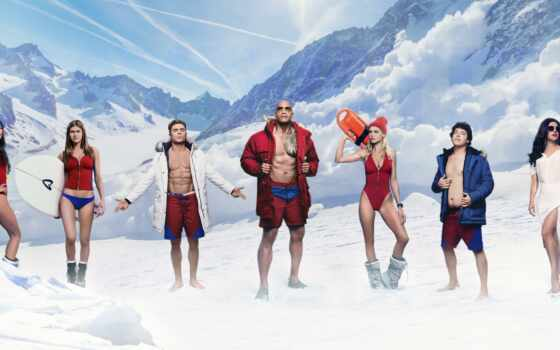 baywatch, movie, malib, spasatel, сниматься