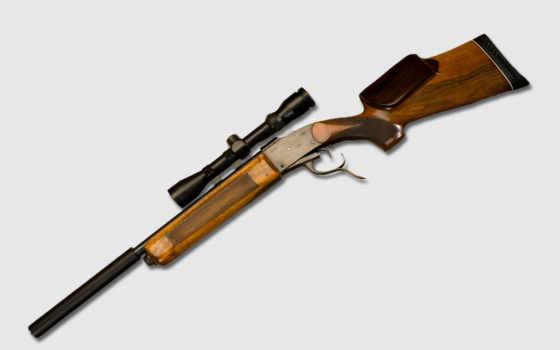 винтовка, оружие, оптика, снайперская,