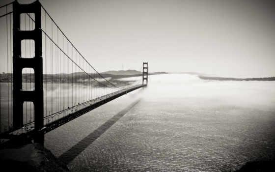 san, francisco, мост