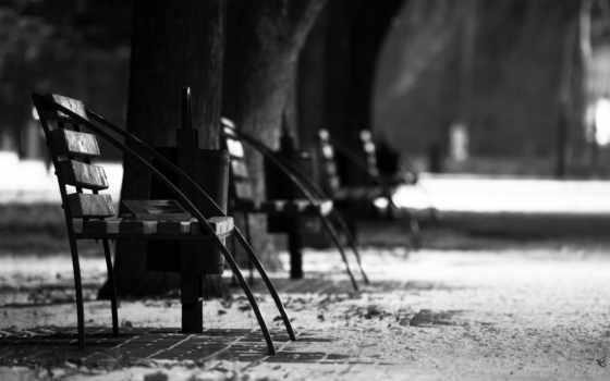 чёрно, белое, настроения, настроение, город, история, книга, скамейки,