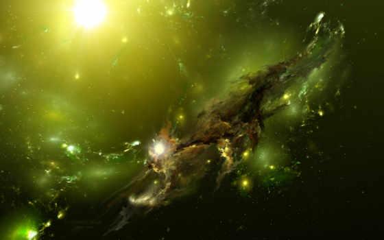 nebula, зелёная, зелёный, оптом, cosmos,
