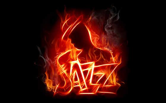 jazz, огненные, музыка, flammable,
