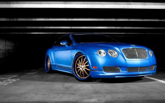 bentley, desire, автомобили, continental, blue, авто,