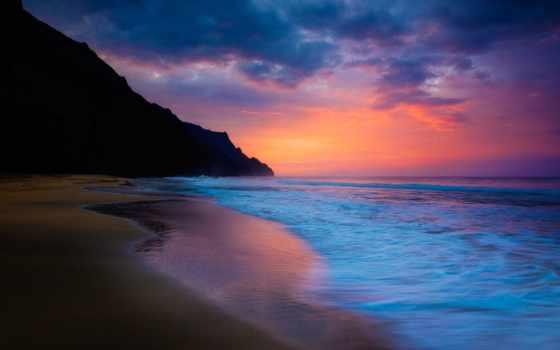 море, острова, остров, страница, микс, берег, красивые, фотообои, природа,