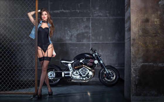мотоциклы, девушка, мотоцикл, телефон, devushki, hellcat, бесплатные, confederate, страница, красивые, bike,