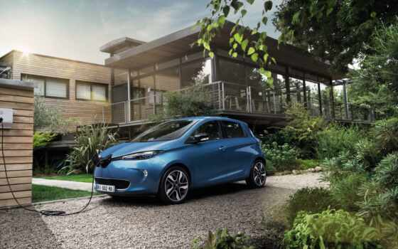 renault, zoe, range, electric, три, new, фронтовой, quarter, european,