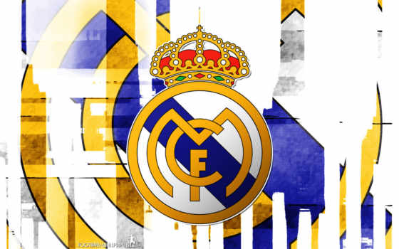 madrid, real, posted, tagged, logo, ipad,