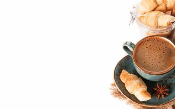 блюдце, кофе