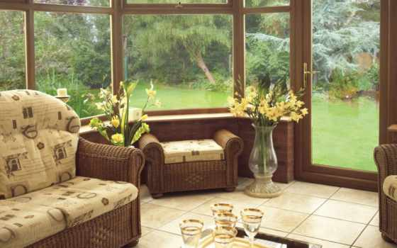 сада, сады, зимнего, дома, интерьер, зимние, garden, winter, загородного,