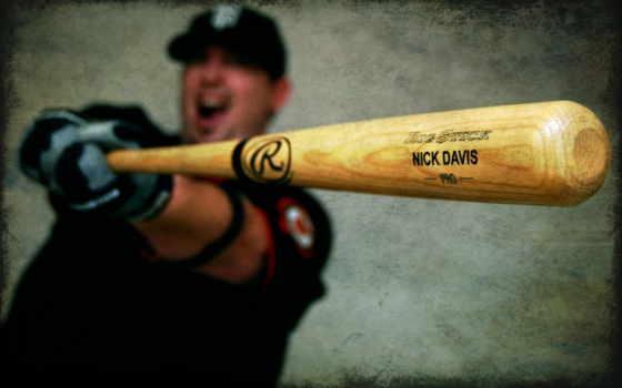 спорт, bat, impact