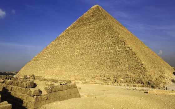 пирамида, giza, pyramids
