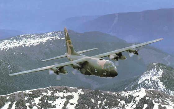 транспорт, hercules, militaire, avion, véhicule, les, самолёт, senior, gta, изображение, lockheed,