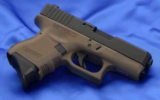 оружие, глок, травматическое, пистолет,