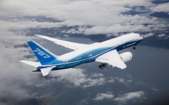 boeing, dreamliner Фон № 21383 разрешение 2560x1600