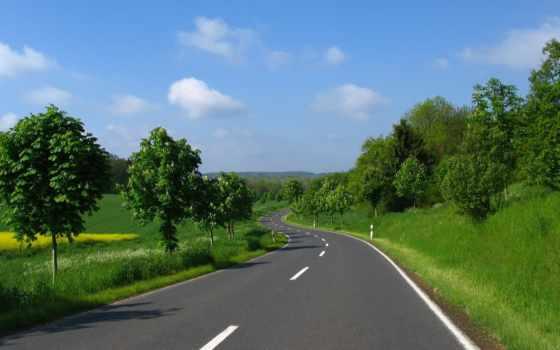 дорога, дороги, красивые