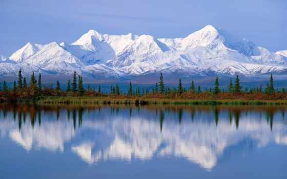 горы, воды, feb