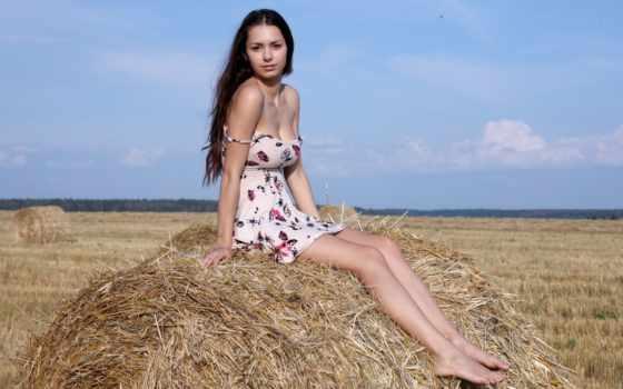 девушка, деревня, pretty, adsense, adsbygoogle