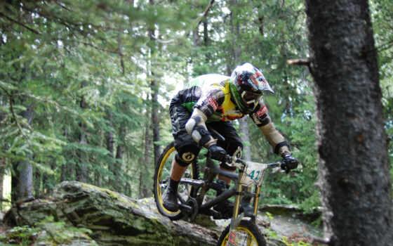 downhill, велосипед