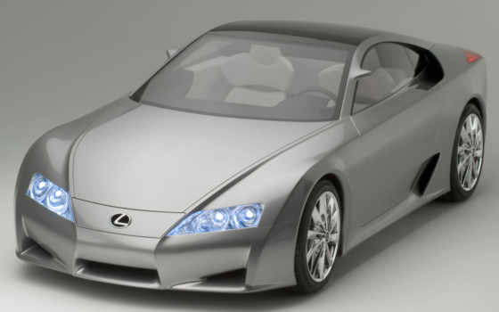 lexus, concept Фон № 50142 разрешение 1920x1440