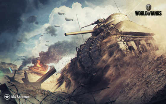world, tanks, region, wot,sherman, m4,