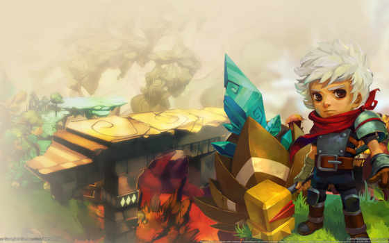 games, bastion, supergiant, рпг, warner,