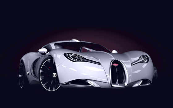 bugatti, concept, кар, gangloff, car, cars, суперкар,