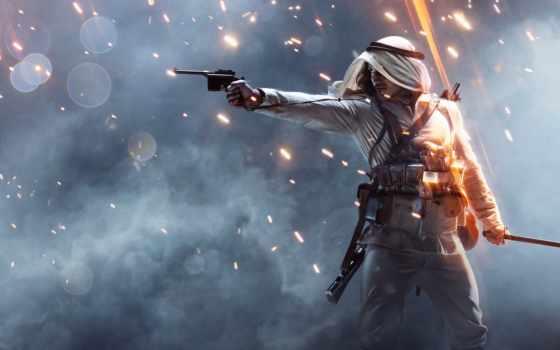 game, battlefield