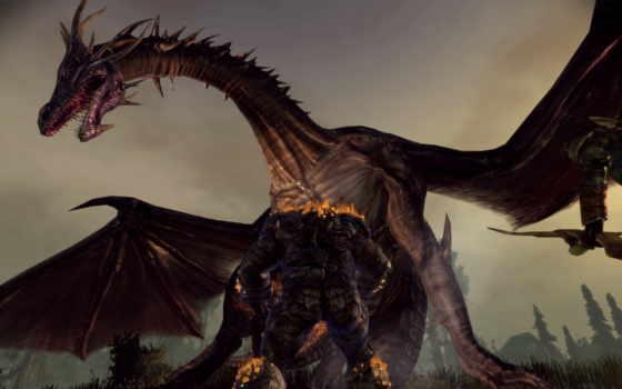 дракон, скриншот, другие