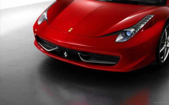 ferrari, italia, бампер, rear, драйв, карбон, parts,