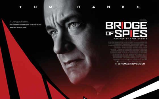шпионский, мост, spies, мужчины, постеры, слово, hanks, tom, надпись,