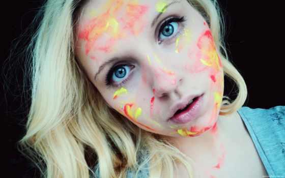 краска, голова, imágenes, carteles, desmotivaciones, desktop,