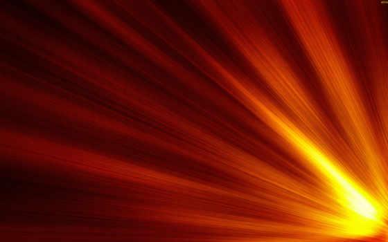 sun, свечение, abstract