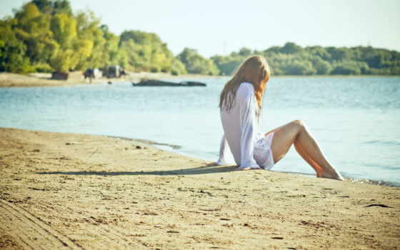 summer, девушка, настроение Фон № 138328 разрешение 1920x1200