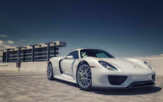 porsche, spyder, cars, desktop, weekly, компьютер, пресс,