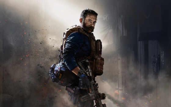 колл, duty, современный, warfare, game