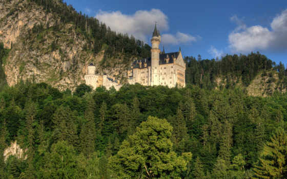 замки, замок, красивые, мира, чёрно, широкоформатные, austria, maurice, белые, находится, величественные, фэнтези, просмотров,