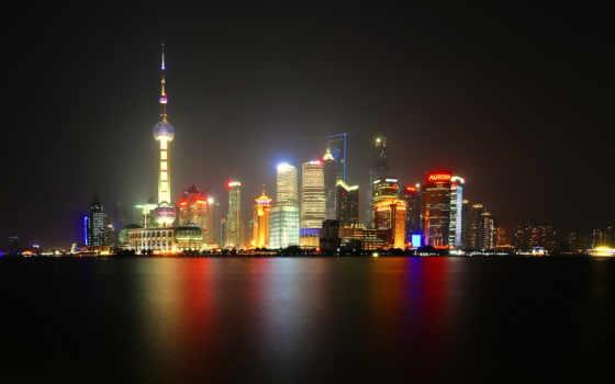 shanghai, bund Фон № 23382 разрешение 2560x1600
