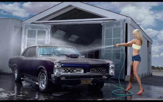 muscle, авто, cars, classic, умывание, автомобили, car, gto,