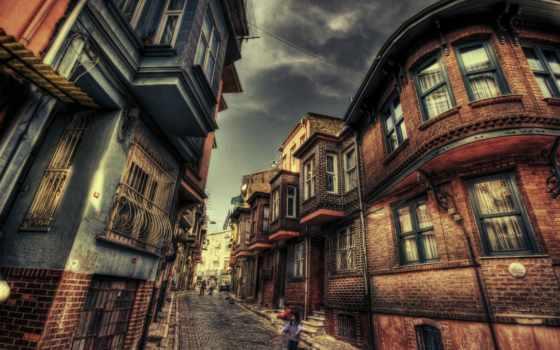 город, старый, фоны, заставки, города, grandwallpapers, сайте, улица, фотообои,