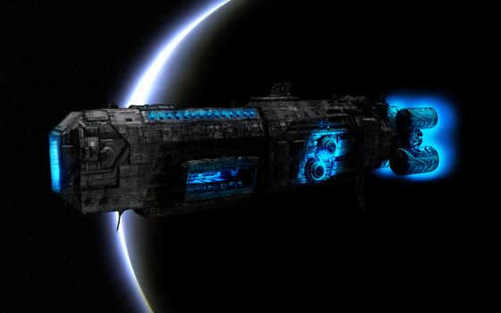 космические, корабли