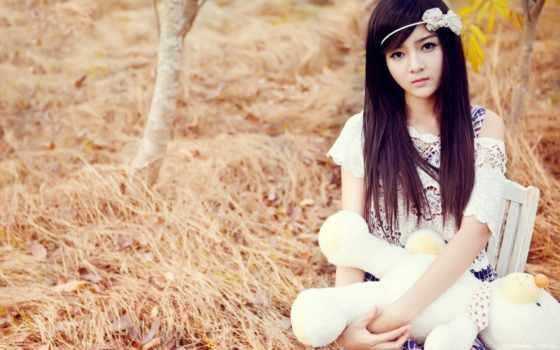 asian, девушка, красавица