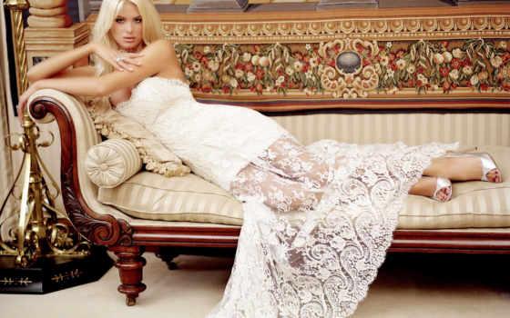 платье, красивые, девушка