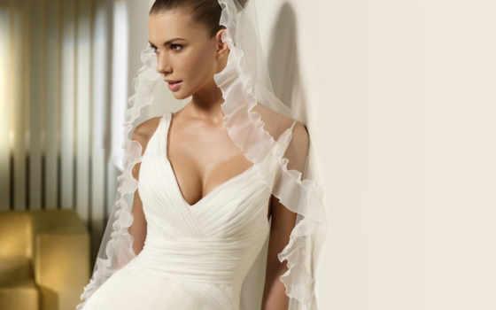 платье, свадебном, девушка, свадебное, devushki, свадебные, платья,