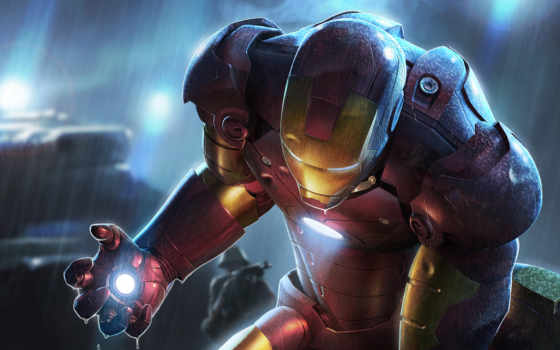iron, man, fondos